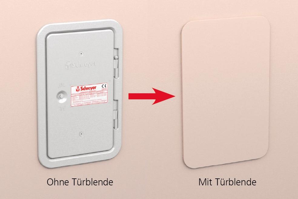 Fabulous Türen, Blenden, Verschlüsse - Schornsteinwerk Schreyer GmbH YC38